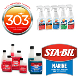 303 protectants and cleaners sta-bil marine